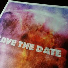 Alternative Save the date