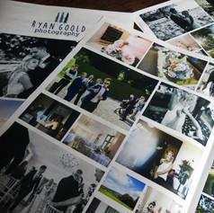 Ryan Goold Photography Marketing Newspaper