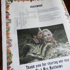 Sherwood Forest Wedding