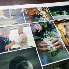 Wedding Photo Keepsake Newspaper | Alternative Wedding Stationery Newspapers