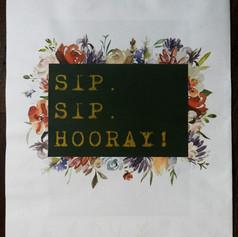 Spring, pub themed Wedding + Civil Partnership Newspaper   Alternative Wedding Stationery Newspapers