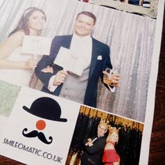 Photo Booth Newspaper