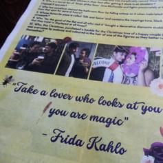 Frida Kahlo wedding inspo