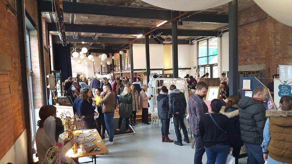 Chosen Wedding Fair, Paintworks, Bristol