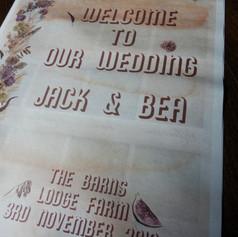 Union Weddings