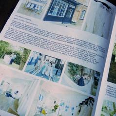 Woburn Bridal Marketing Newspaper