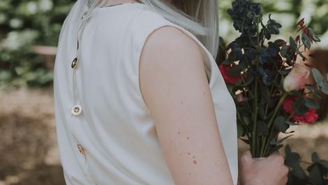 Celestial themed Wedding Styled Shoot | Arnos Vale, Bristol