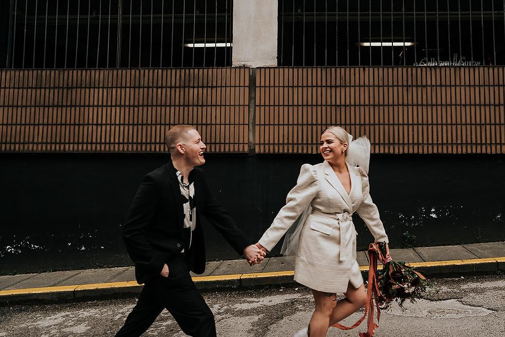 Manchester Elopement Wedding Inspiration