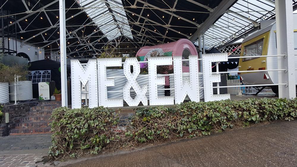 EWE Wedding Fair, Digbeth, Birmingham