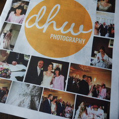 DHW Photography Marketing Newspaper