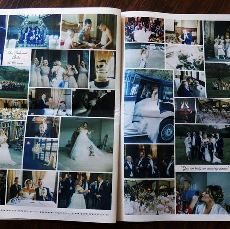 Wedding Newspaper