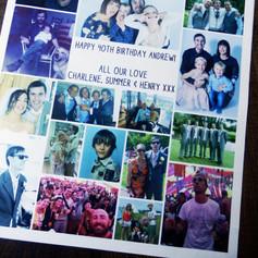 Birthday Newspaper