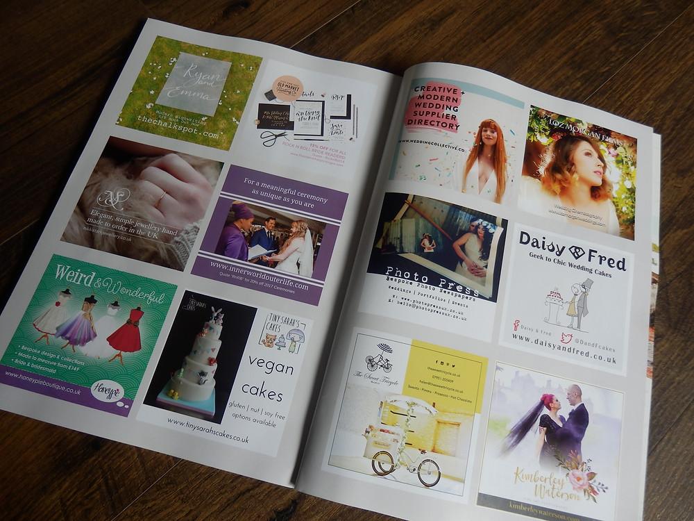 Rock 'N' Roll Bride Magazine