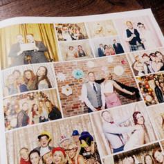 Photo Booth Newspaper | Alternative Wedding Stationery Newspapers