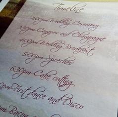 Gothic Wedding + Civil Partnership Newspaper