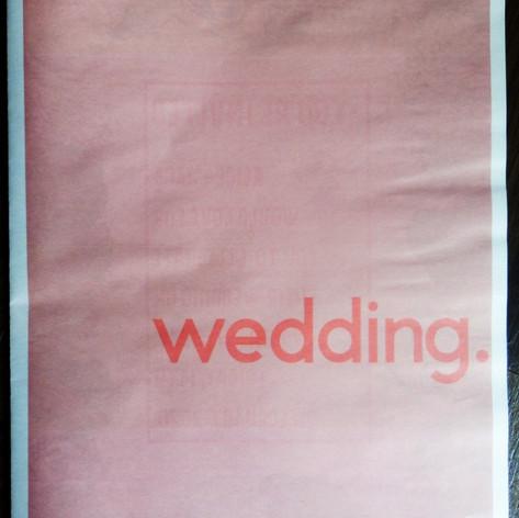 Alternative Wedding Invite
