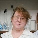 Щербакова Валентина Николаевна. Инженер