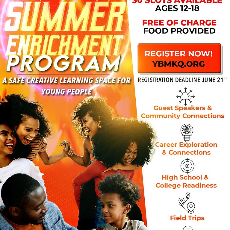 YBMKQ University: Summer Enrichment Program