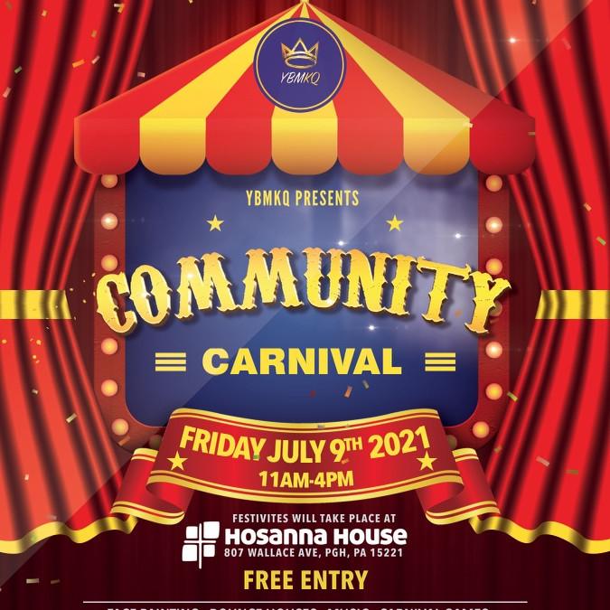 YBMKQ Presents: A Community Carnival