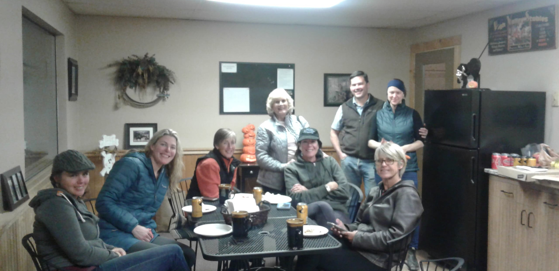 Great saddle fitting and clinic with Art2ride's Karen Loshbaugh