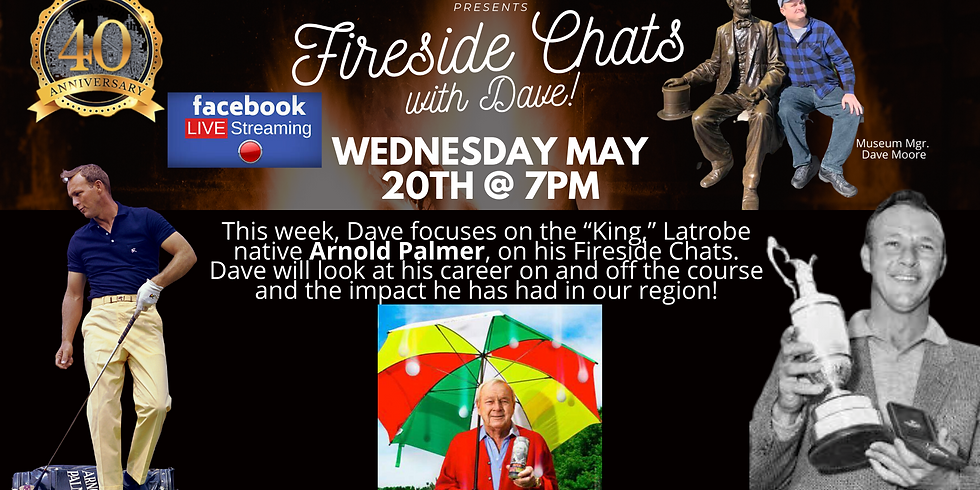 Fireside Chat with Dave Chapter 5