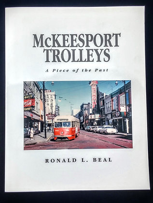 McKeesport Trolley's by Ronald Beal