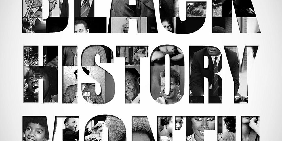 Black HIstory Month Celebration