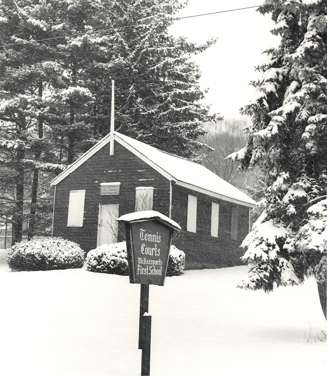 1832 Schoolhouse