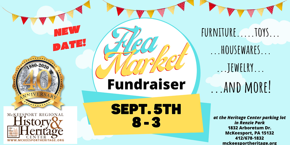 Flea Market Fundraiser