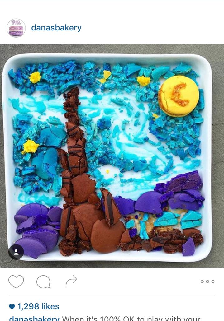 "Van Gogh's ""Starry Night"""