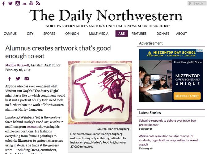 The Daily Northwestern