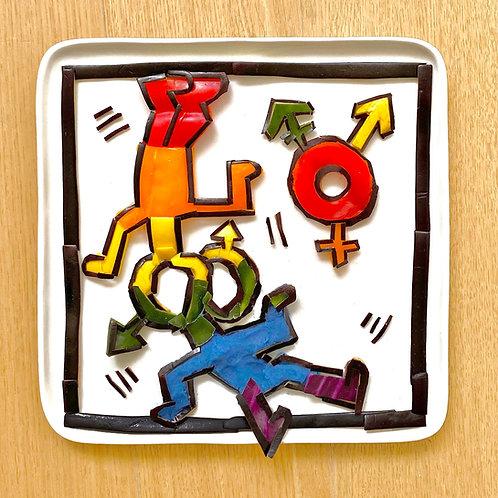 Keith Haring Pride 2020