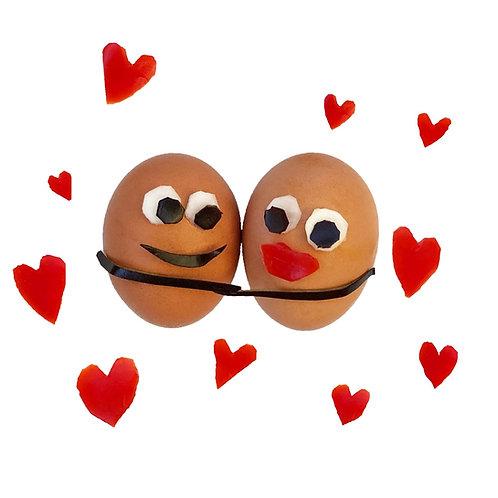 Eggs In Love