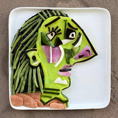 Green Picasso