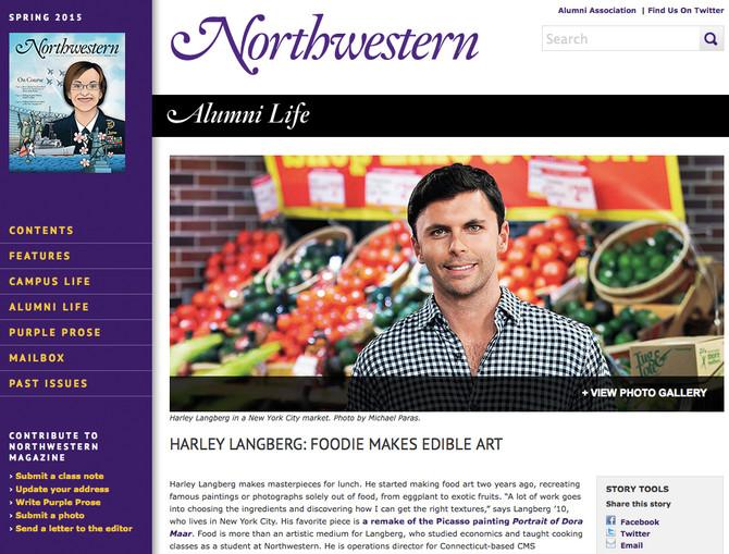 Northwestern Magazine