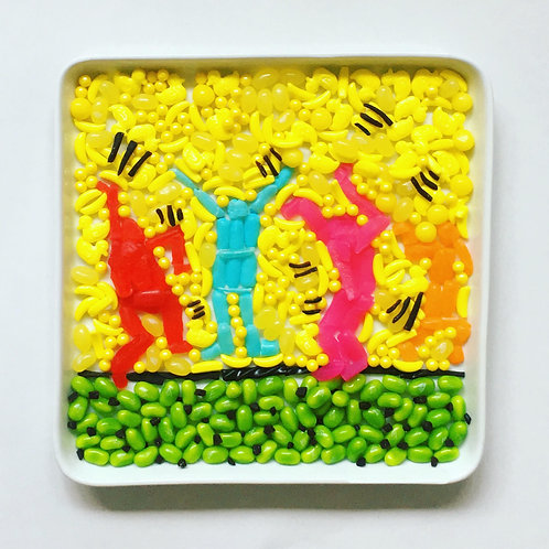 Dance Keith Haring