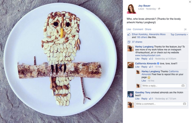 Joy Bauer's Tasty Art Tuesdays