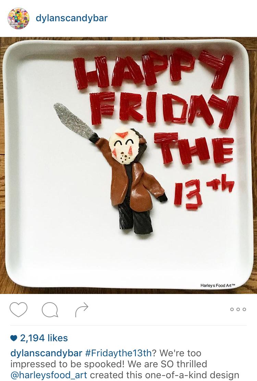 Happy Friday the 13th!