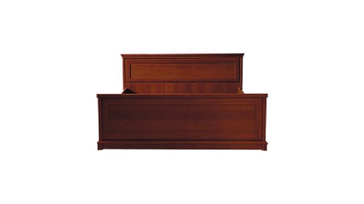 Łóżko (z kolekcji) Sonata 160