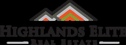 Highlands Elite Real Estate - Logo - Tra