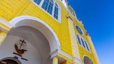 Una Iglesia de Madera