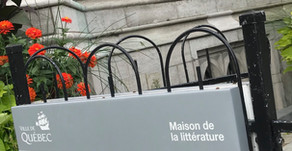 Children's Book Now Part of the  Collection at the Maison de la Littérature