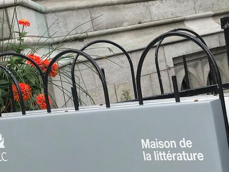 Children's Book Now Part of the  Collection at the Maison de la Littérature