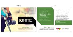 Maitree Ignite A6 Postcard