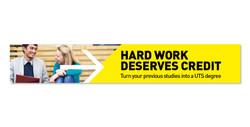 UTS Credit Recognition Web Banner