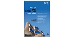 UTS Business School advertisements
