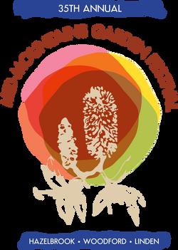 Mid-mountains Garden Festival Logo