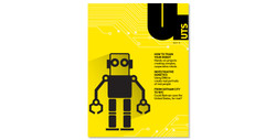 UTS U:Magazine - old UTS brand