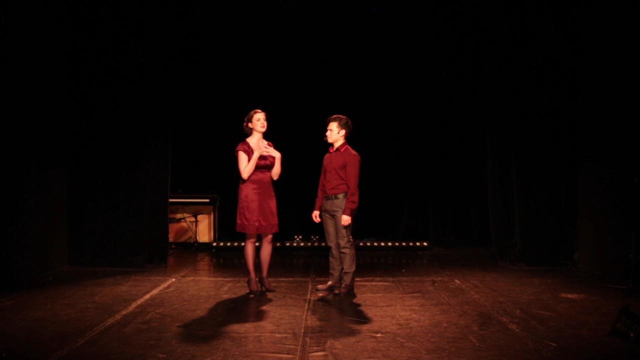 cours de théâtre sur Paris