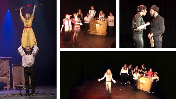 """Stage de Comédie Musicale """"Chantons sous nos pas"""""""